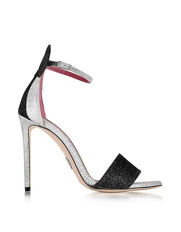 Sandale de damă OSCAR TIYE Minnie Platinum