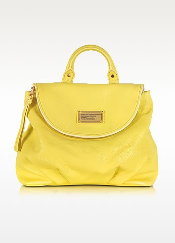 Classic Q Mariska Leather Backpack - Marc by Marc Jacobs