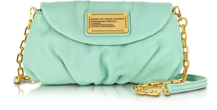 Classic Q Karlie Leather Mini Shoulder Bag - Marc by Marc Jacobs