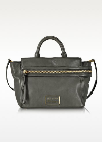 Third Rail Dirty Martini Small Leather Tote Bag - Marc by Marc Jacobs