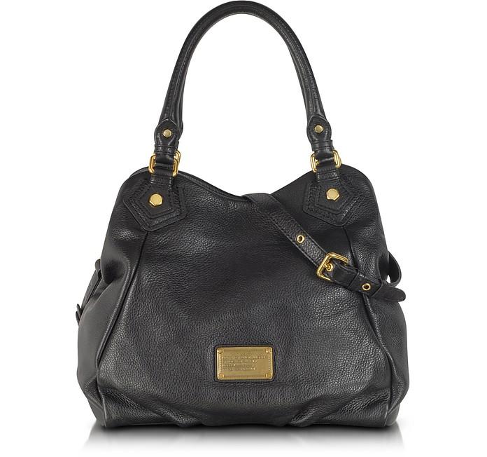Core Classic Q Fran Leather Shoulder Bag - Marc by Marc Jacobs