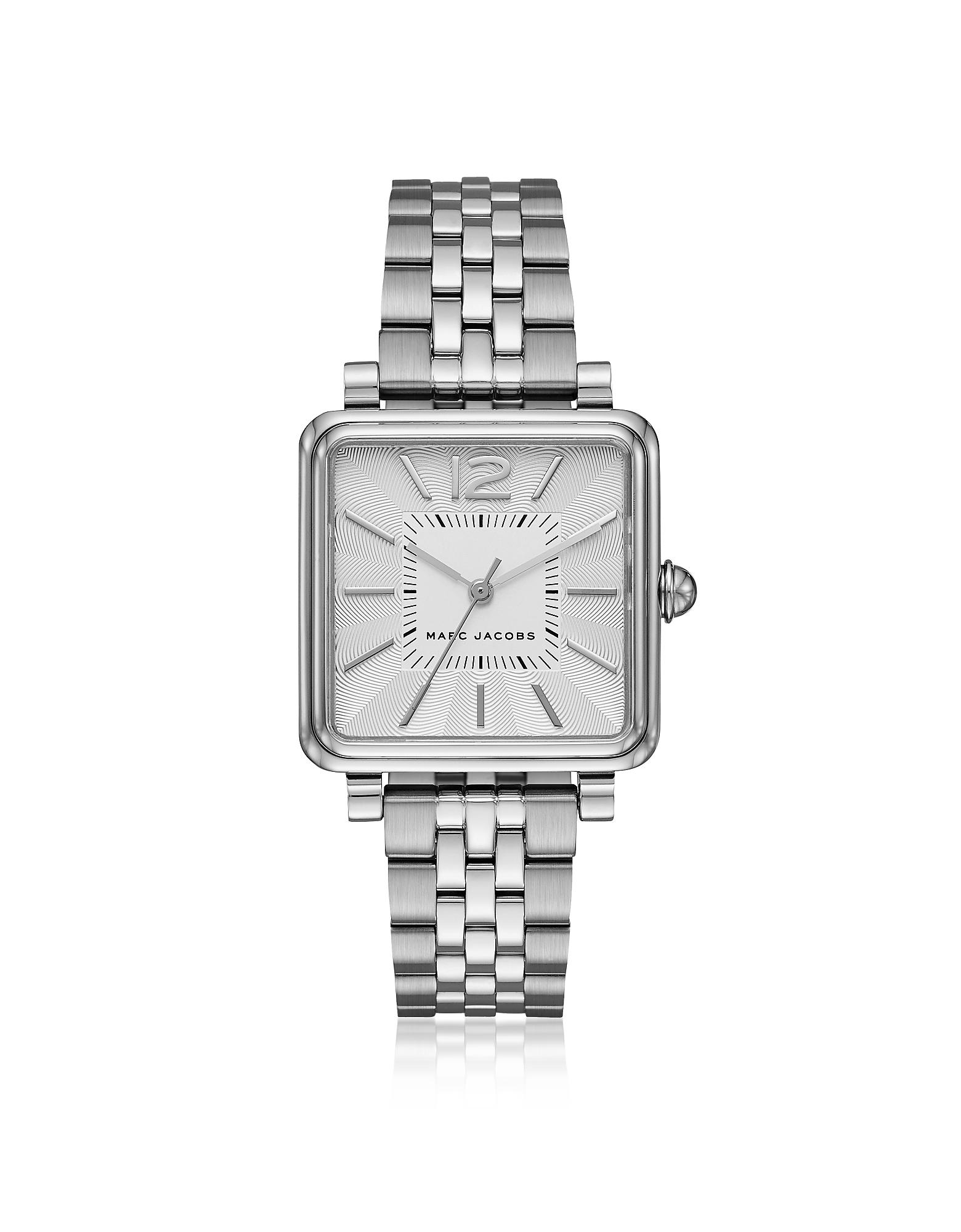 Marc Jacobs Women's Watches, Vic Silver Tone Women's Watch
