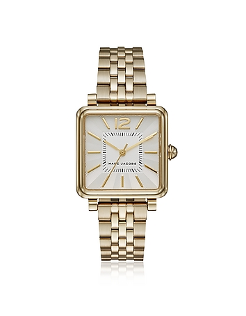 Marc Jacobs Vic Gold Tone Women's Watch