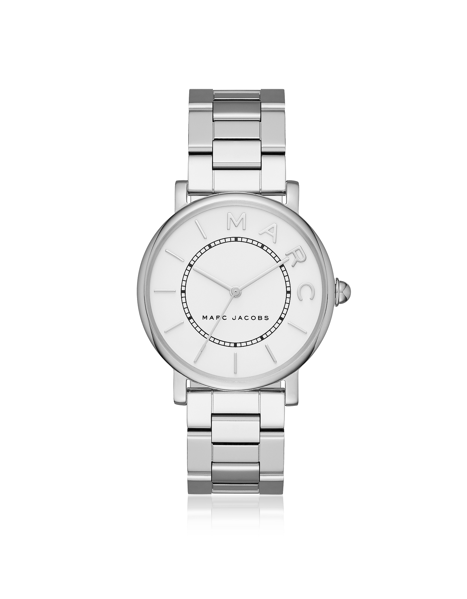 Marc Jacobs Women's Watches, Roxy Silver Tone Women's Watch