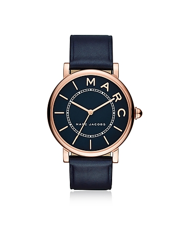 Roxy Rose Gold Tone and Black Dial Women's Watch