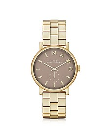 Baker Bracelet 36MM Gold IP Women's Watch - Marc by Marc Jacobs