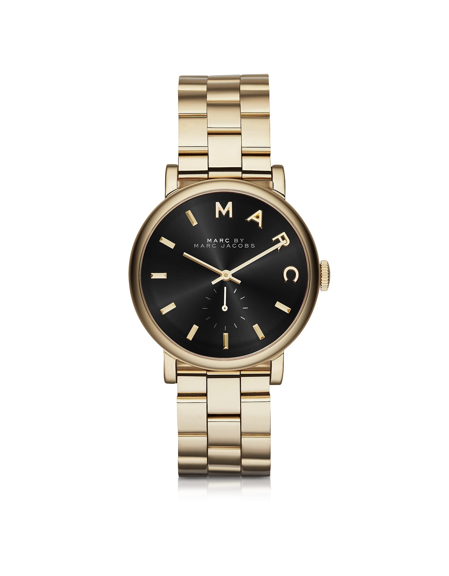 Baker - Классические Золотистые Женские Часы из Нержавеющей Стали