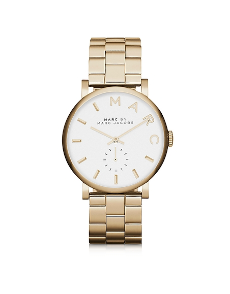 Foto Marc by Marc Jacobs Baker 33 MM Orologio in Acciaio Orologi Donna