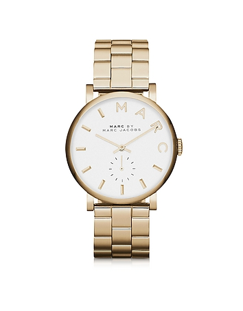 Marc by Marc Jacobs - Baker 33 MM Stainless Steel Women's Watch