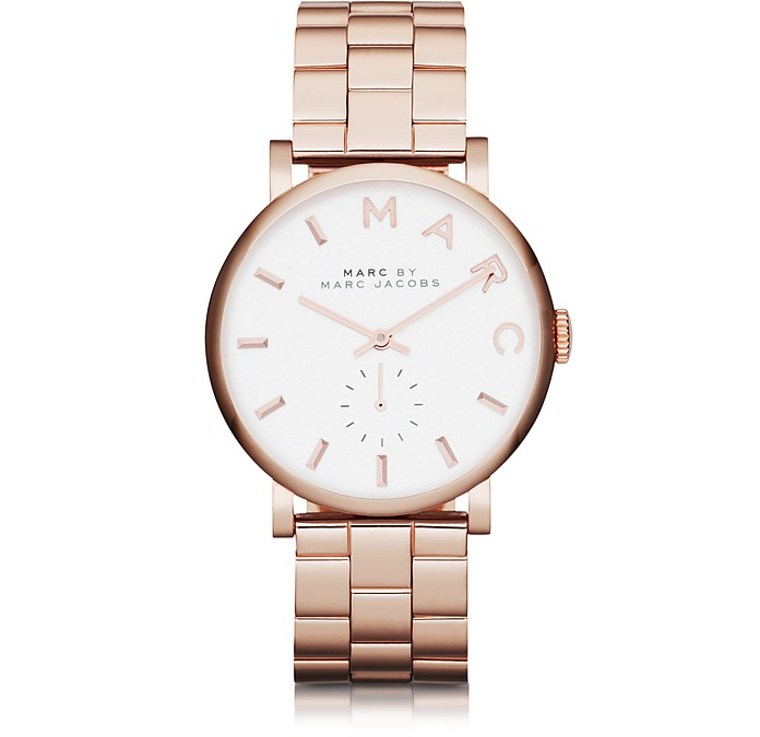 Baker 33 MM 不锈钢女士手表 - Marc by Marc Jacobs