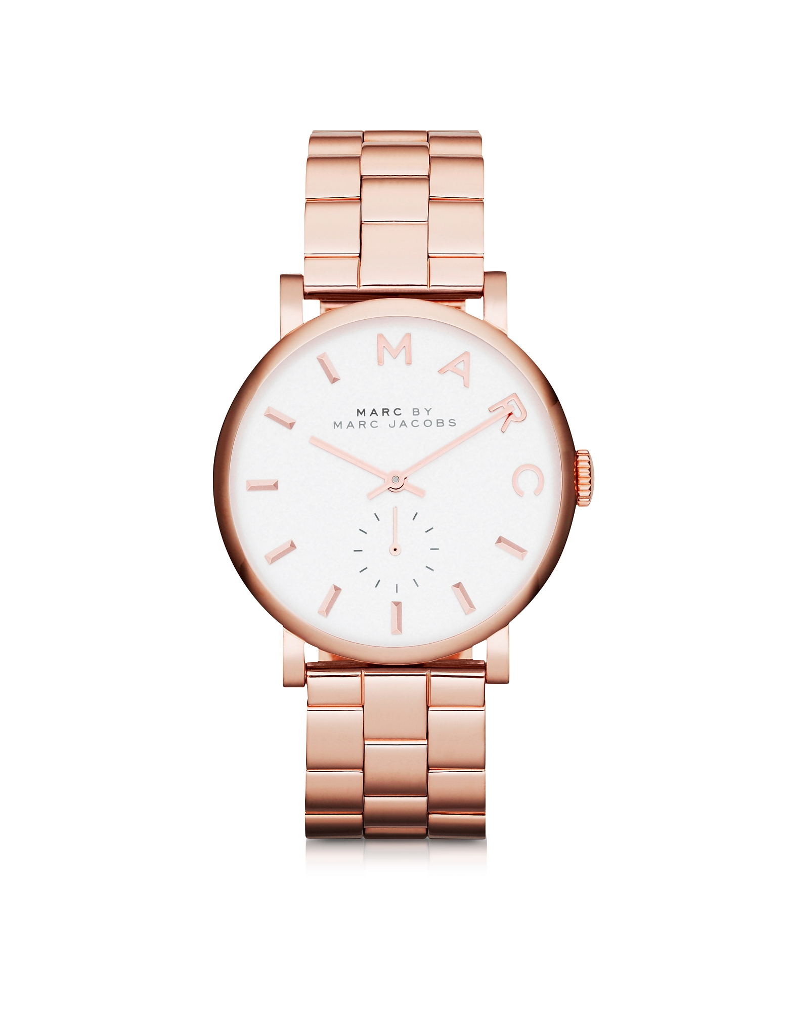 Image of Marc by Marc Jacobs Designer Women's Watches, Baker 33 MM Stainless Steel Women's Watch