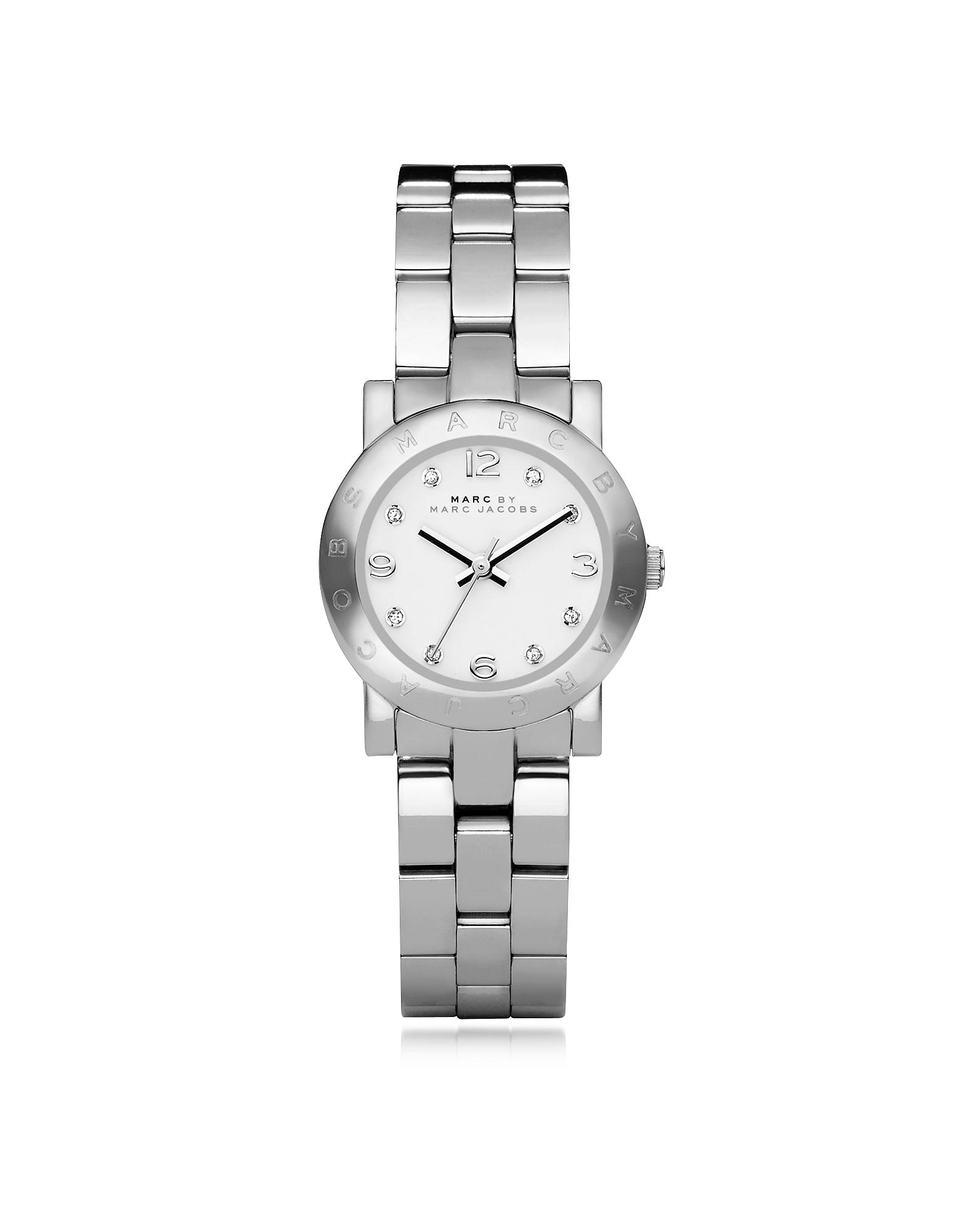 Mini Amy 26 MM - Серебристые Женские Часы из Нержавеющей Стали