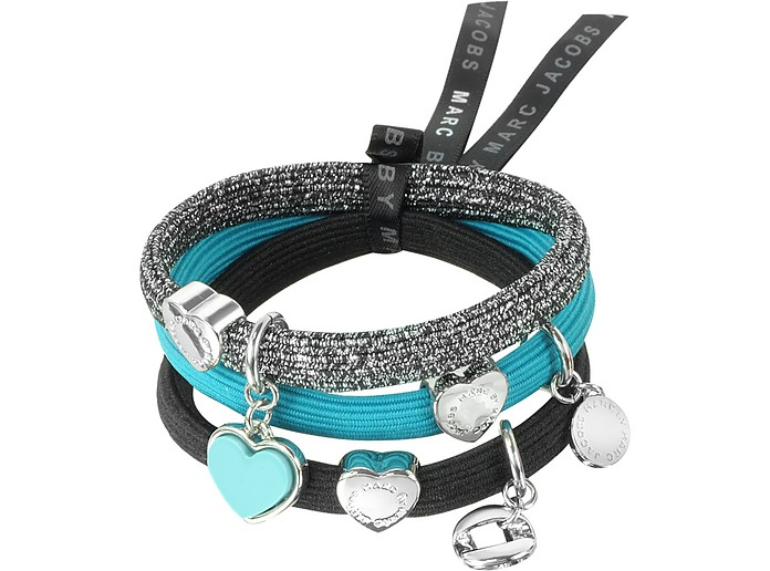 Link to Katie Ponys Bracelet/Hair Accessory - Marc by Marc Jacobs