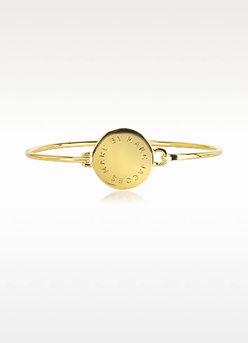 Big Logo Hinge Bracelet - Marc by Marc Jacobs