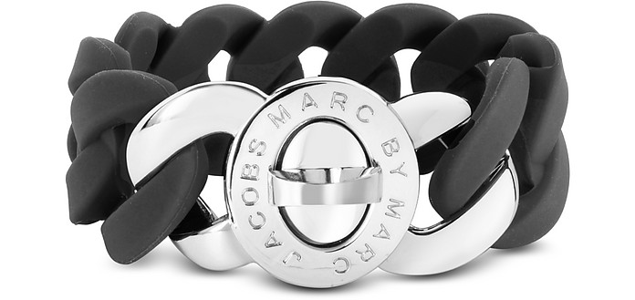 Katie Rubber Chain Bracelet - Marc by Marc Jacobs