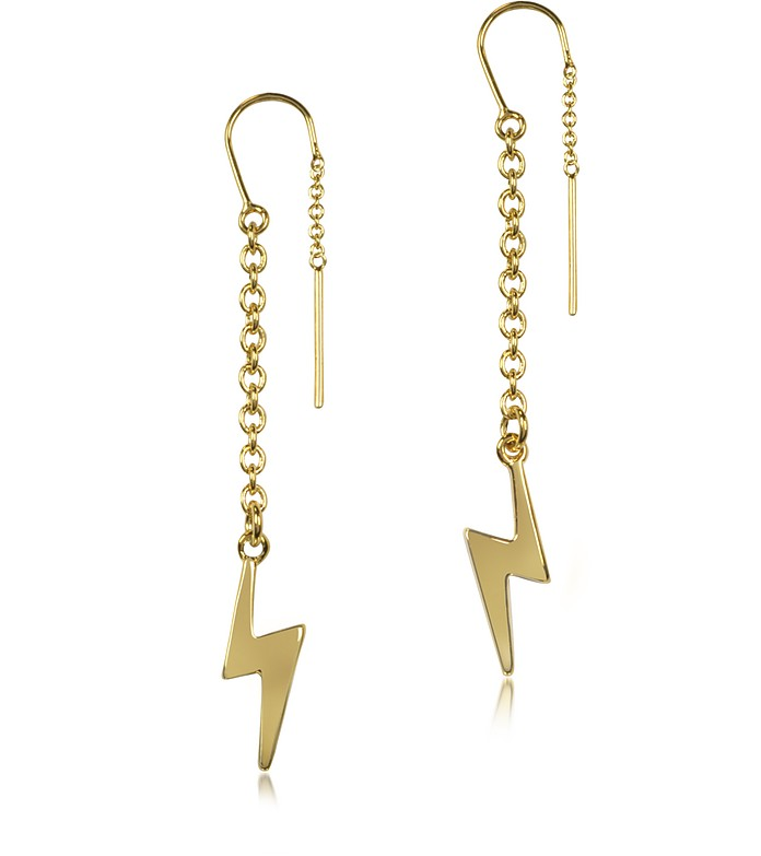 New Classic Marc Bolt Drop Earrings - Marc by Marc Jacobs
