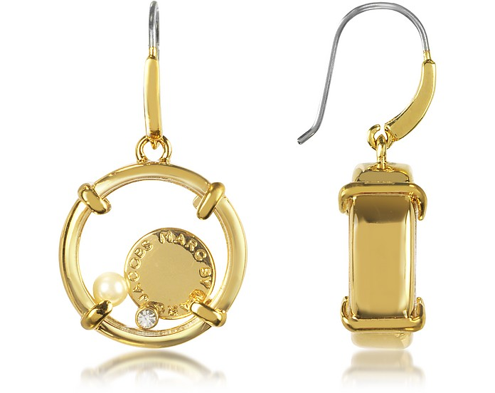 Floating Charms Earrings - Marc by Marc Jacobs