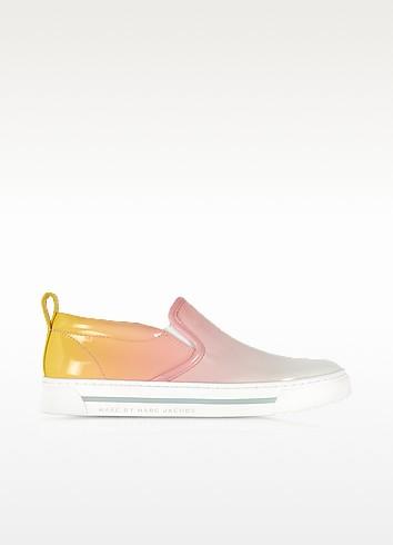 Cute Kicks Sunset Degrade Slip-On Sneaker - Marc by Marc Jacobs