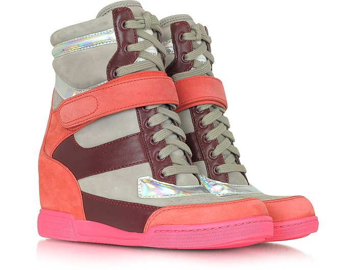 High Top Sneaker Wedge - Marc by Marc Jacobs