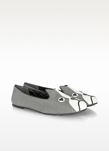 Suede Shorty Loafer - Marc by Marc Jacobs