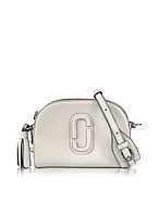 Marc Jacobs Shutter Camera Bag in Pelle Dove con Tracolla - marc jacobs - it.forzieri.com