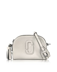 Shutter Dove Leather Small Camera Bag - Marc Jacobs