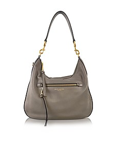Recruit Mink Leather Hobo Bag - Marc Jacobs