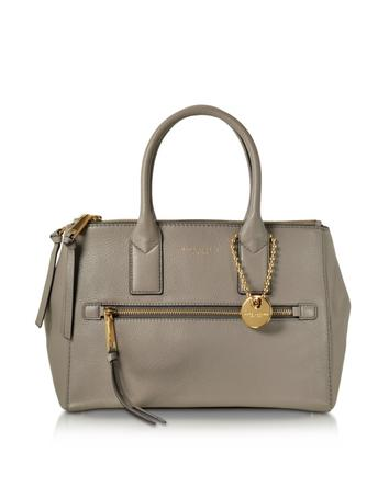 marc jacobs female recruit east west mink leather tote