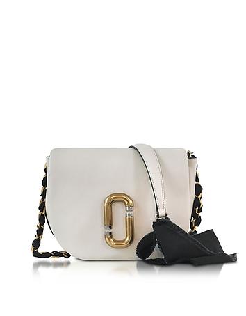 Marc Jacobs - Kiki Dove Leather Shoulder Bag