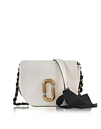 Marc Jacobs Kiki Borsa con Tracolla in Pelle Dove - marc jacobs - it.forzieri.com