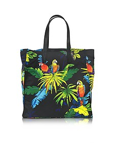 Parrot Printed B.Y.O.T Tote - Marc Jacobs
