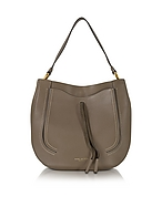 Marc Jacobs Maverick Borsa Hobo in Pelle Teak - marc jacobs - it.forzieri.com