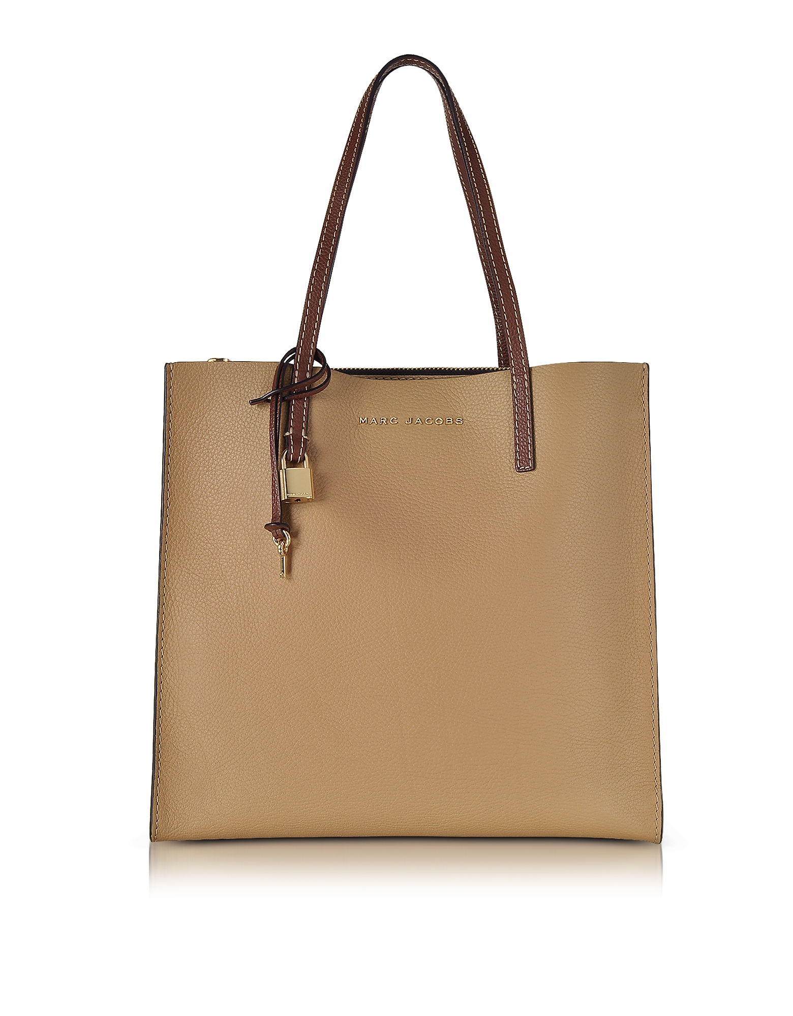 Marc Jacobs Handbags, The Grind Colorblocked Tote Bag