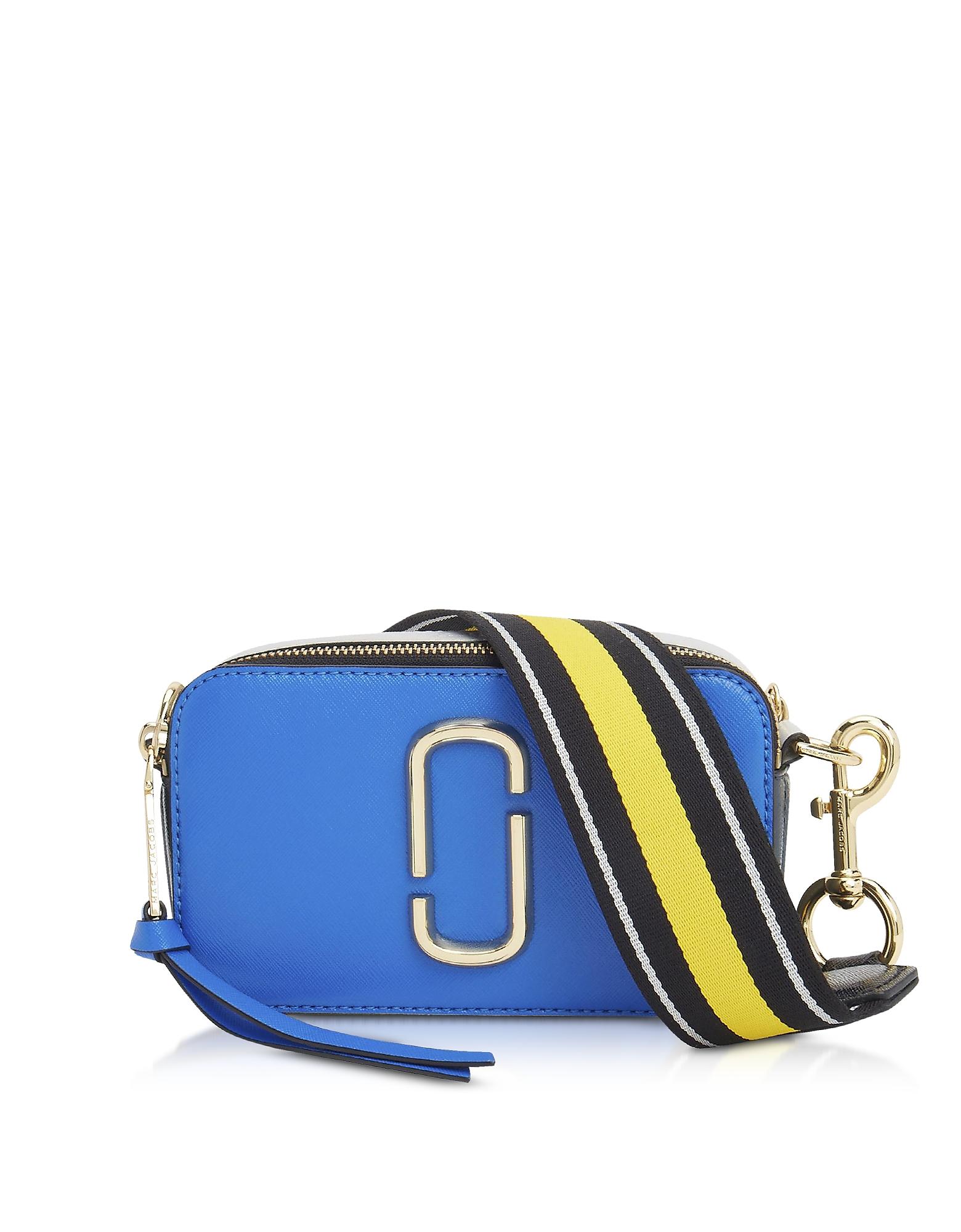 Marc Jacobs Handbags, Logo Strap Snapshot Camera Bag
