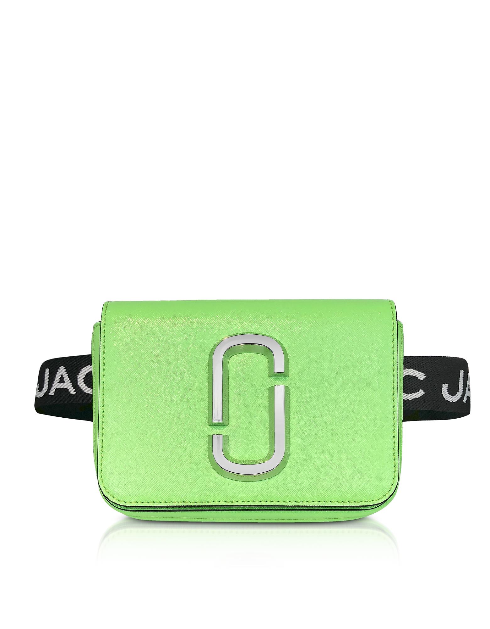 Fluorescent Hip Shot Bag