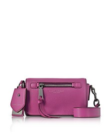 Recruit Grainy Leather Crossbody Bag - Marc Jacobs