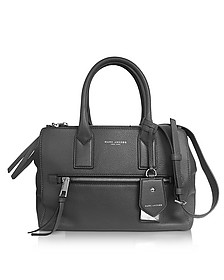 Bauletto Recruit East West in Pelle Shadow - Marc Jacobs