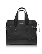 Marc Jacobs The Rivet Shopper in Pelle Nera - marc jacobs - it.forzieri.com