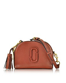 Copper Grainy Leather Small Camera Bag - Marc Jacobs