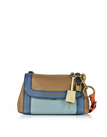 Vintage Blue The Colorblocked Mini Boho Grind jc130218-029-00