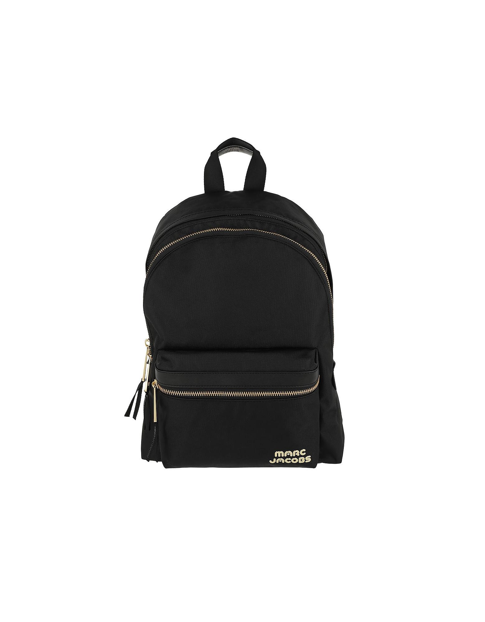 Trek Pack - Большой Черный Рюкзак