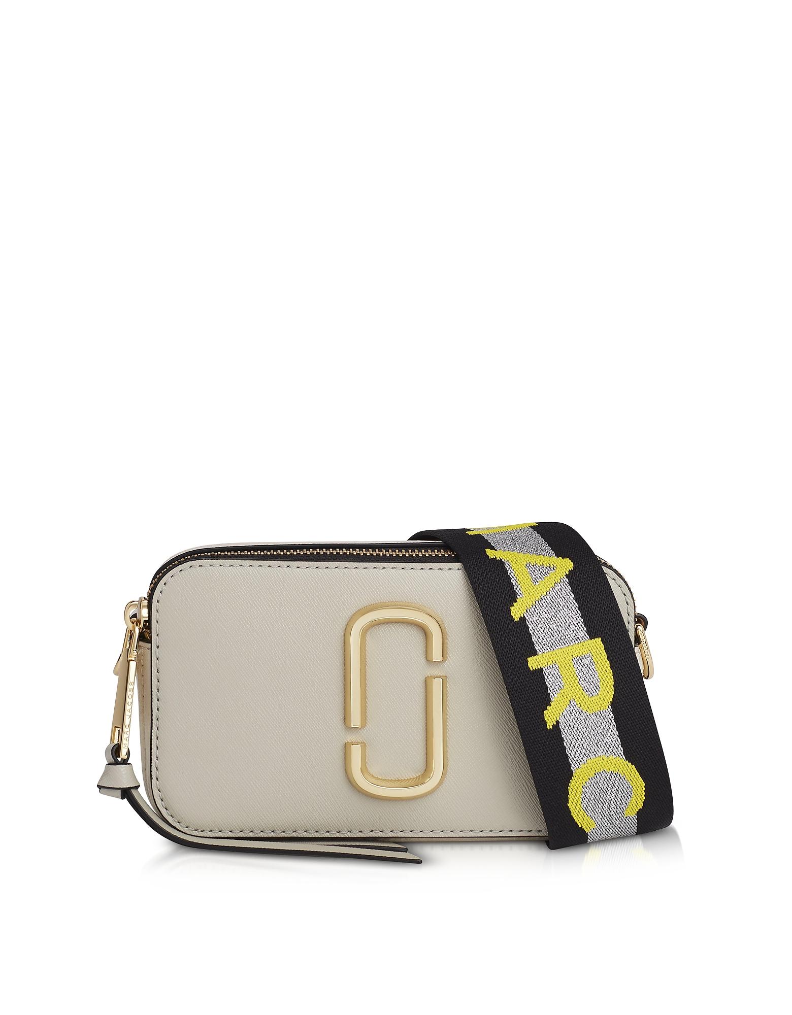 Logo Strap Snapshot Small Camera Bag