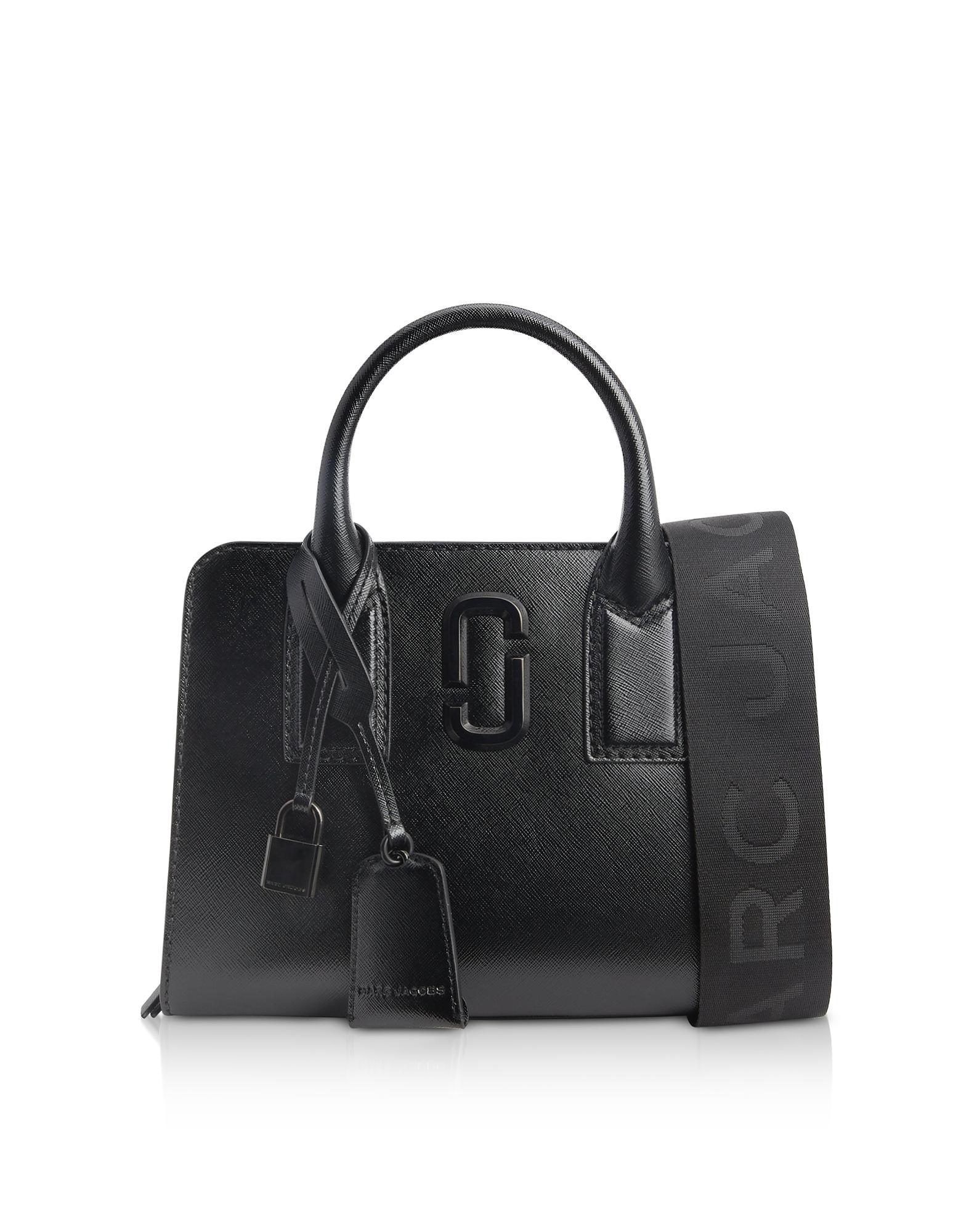 Black Little Big Shot DTM Bag