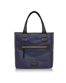 Midnight Blue Nylon NS Tote Bag - Marc Jacobs