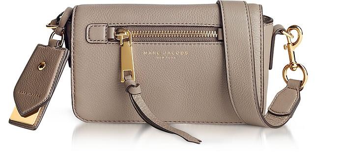 Recruit Mink Leather Crossbody Bag - Marc Jacobs