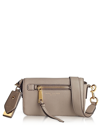 Marc Jacobs - Recruit Mink Leather Crossbody Bag