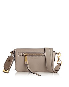 Recruit Mink Leather Crossbody Bag - Marc Jacobs