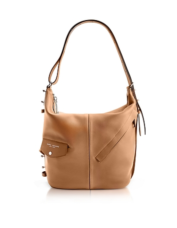 The Sling Oak Leather Shoulder Bag