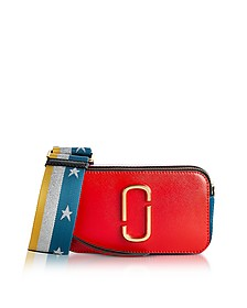 Lava Red Multi Snapshot Camera Bag - Marc Jacobs