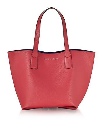 Marc Jacobs - Wingman Rose Leather Shopping Bag